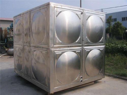 方形不锈钢组合水箱