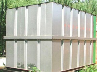 组合式不锈钢肋板水箱