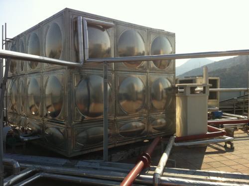 箱泵一体化水箱定做