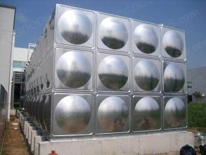 18立方组合式不锈钢水箱