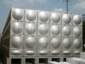 20立方组合式不锈钢水箱