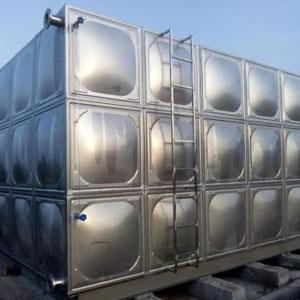 组合式焊接不锈钢水箱