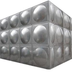 一体化组合式不锈钢水箱