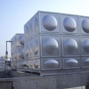 地埋装配式不锈钢水箱