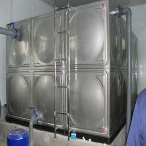 免焊接装配式不锈钢水箱