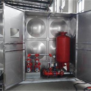 箱泵一体化地埋水箱