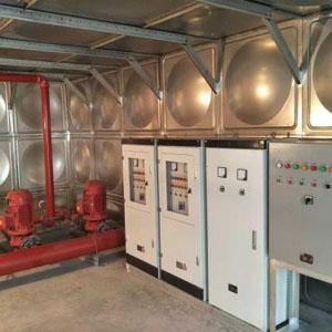 箱泵一体化BDF水箱