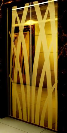 广州电梯门装饰