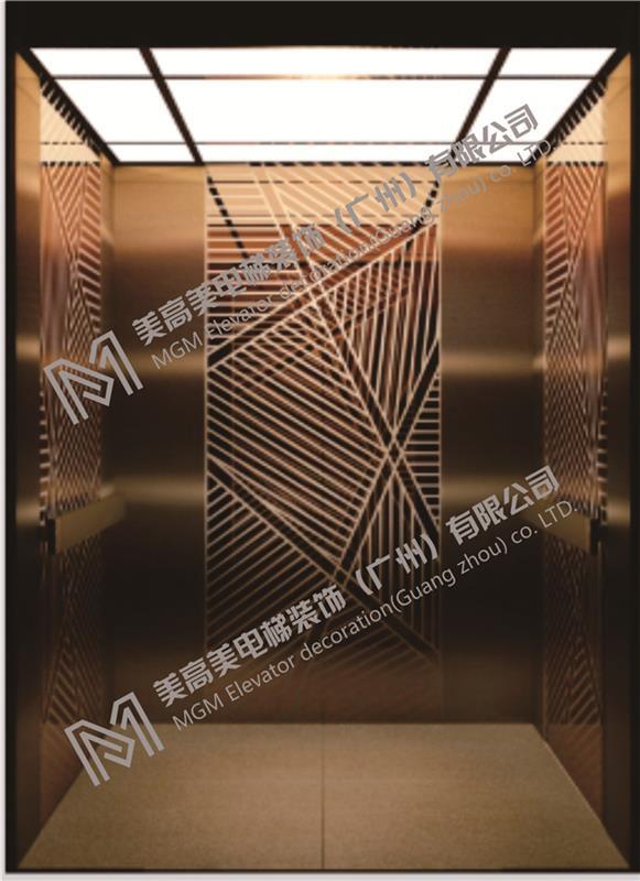 重庆电梯装饰价格