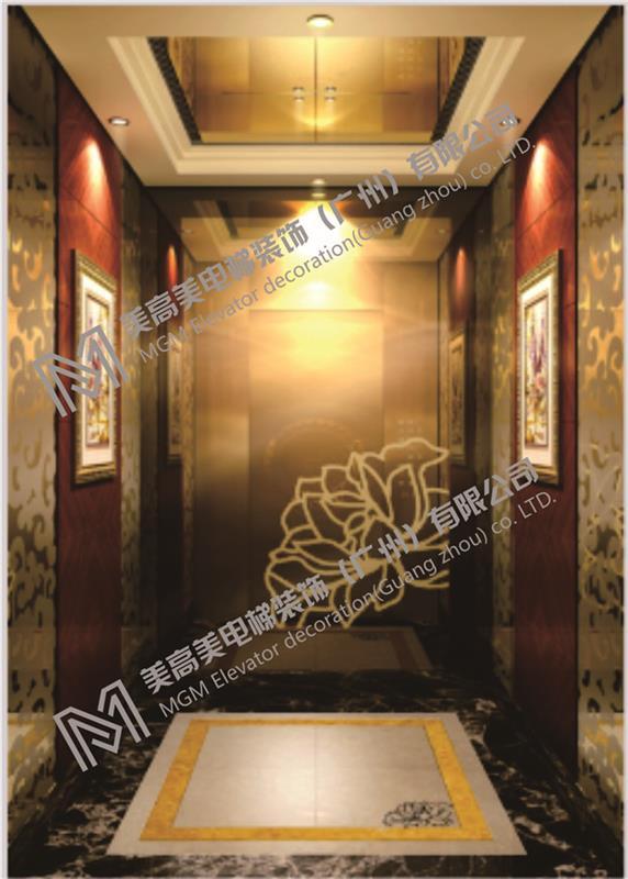 贵阳电梯装饰