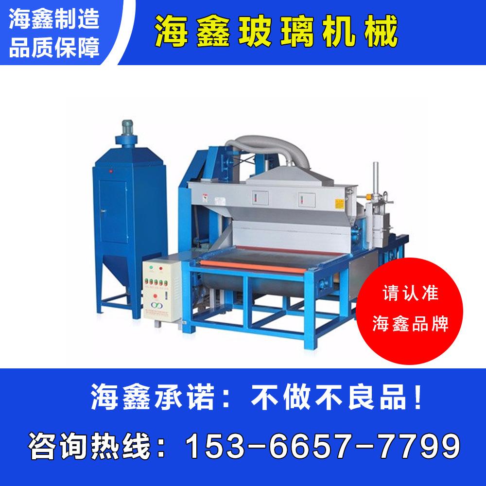 优质全自动玻璃磨砂机价格