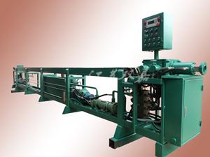 内径Φ12-Φ32mm橡胶波纹管成型机[XKCX-32]