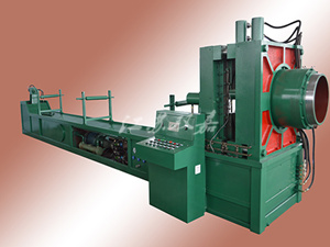 液压金属软管成型机YKCX-400A
