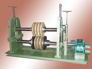 金属波纹管整型机