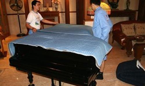 沈阳钢琴搬家
