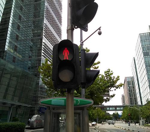 贵阳交通信号系统