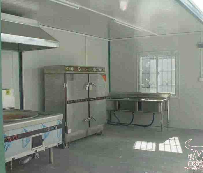 四川集裝箱廚房
