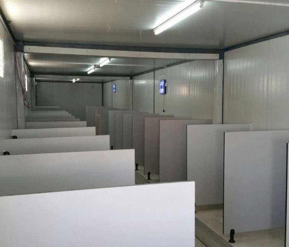 四川集裝箱衛生間