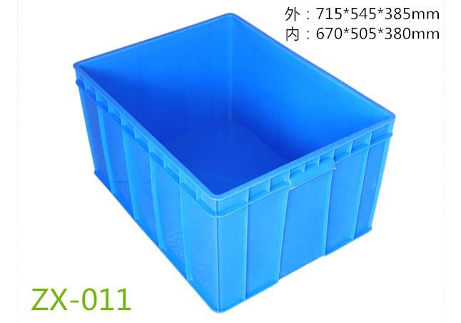 塑料周�D箱