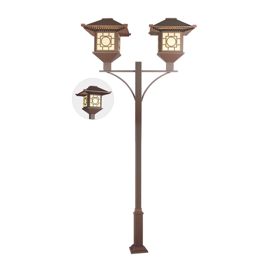 中式古典庭院灯