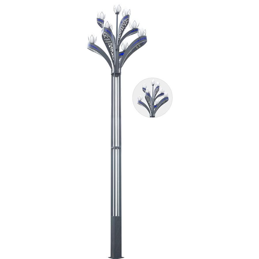 10米玉兰灯