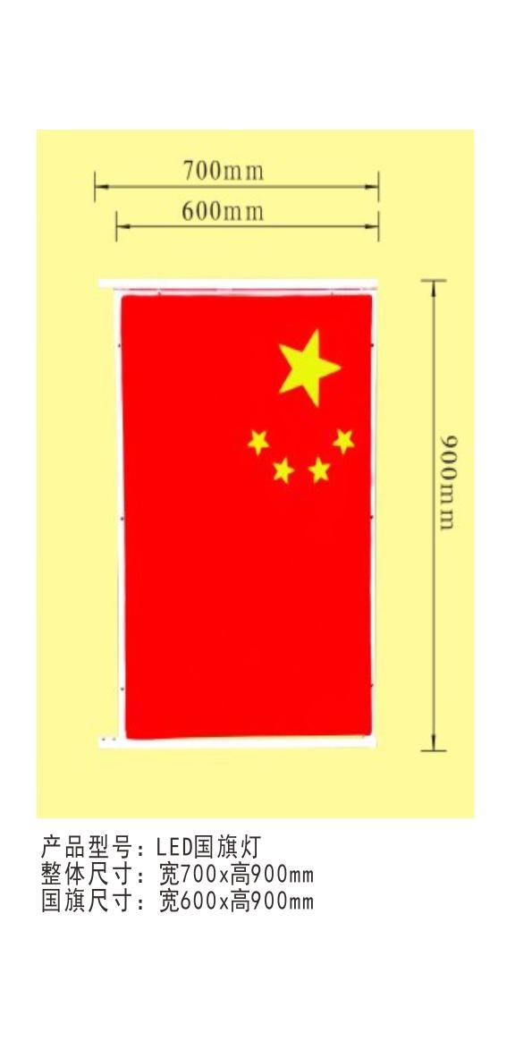 LED国旗灯1