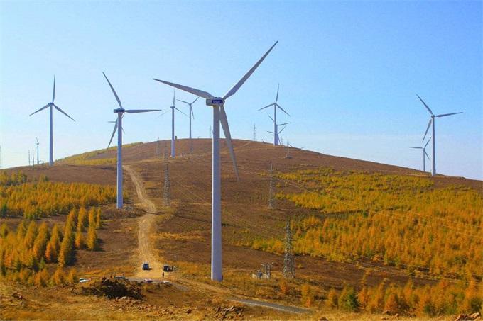 山東光伏發電之風力發電