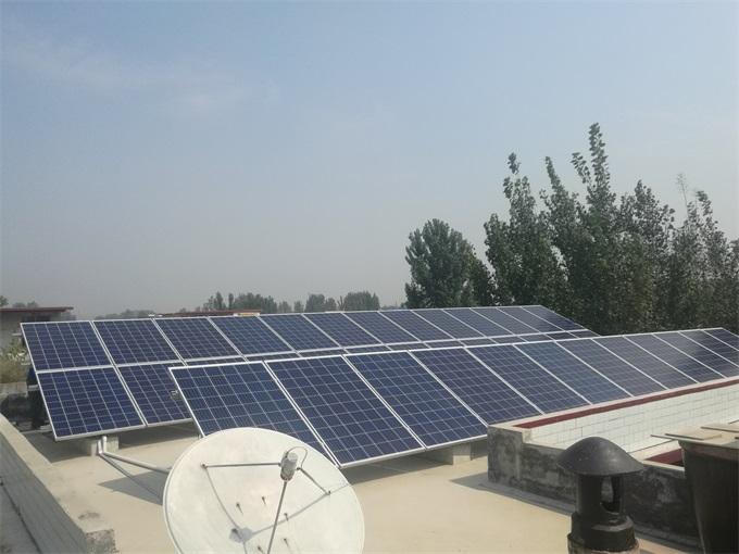 天合光能電多多光伏發電系統