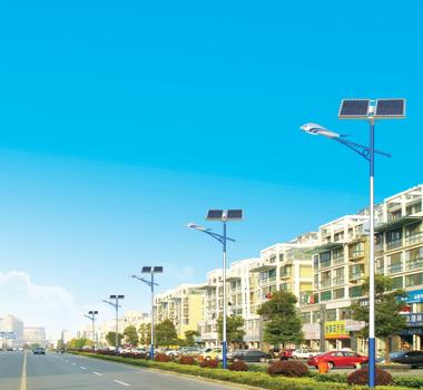 太陽能路燈濟南太陽能光伏發電