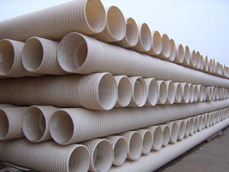 云南PVC-U双壁波纹管
