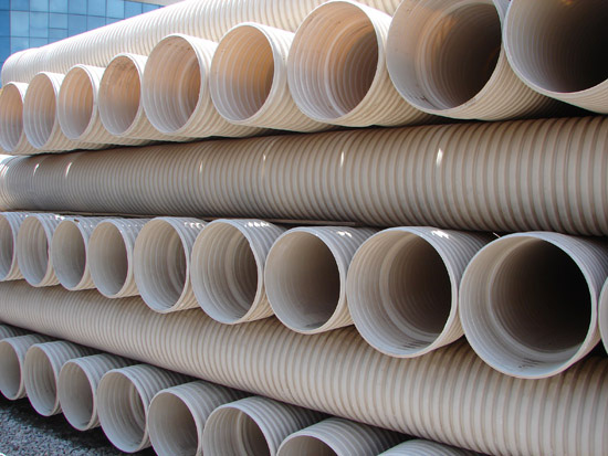 昆明PVC-U双壁波纹管