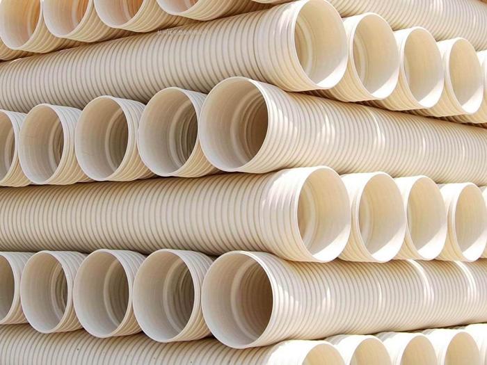 聚氯乙烯双壁波纹管