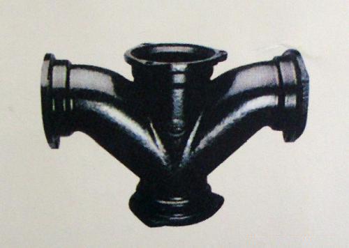 昆明铸铁排水弯头