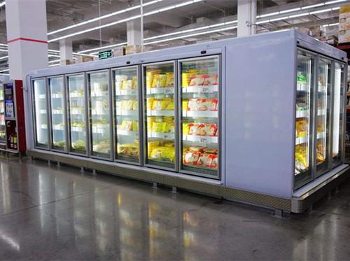 超市冷柜厂家