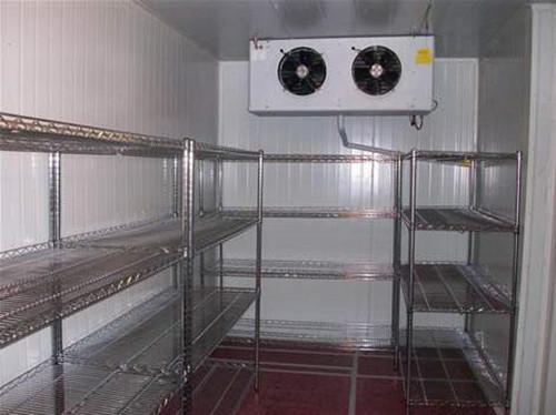 中型冷库设计