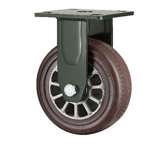 重型固定双轴TPR轮