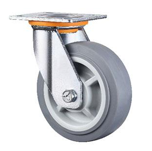 重型活动双轴TPR轮