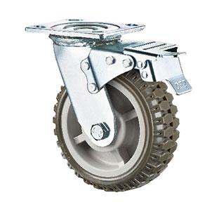 重型活动双刹双轴烽火轮