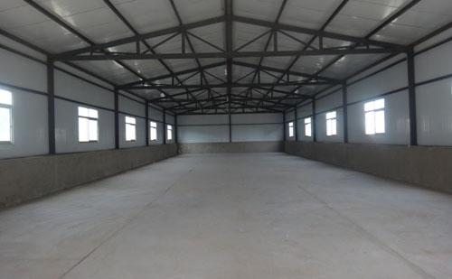 安順鋼結構廠房
