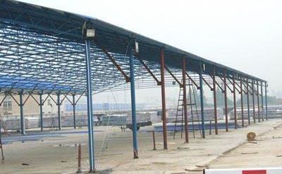 都匀钢结构厂房