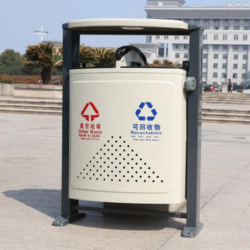 昆明分类环保垃圾桶