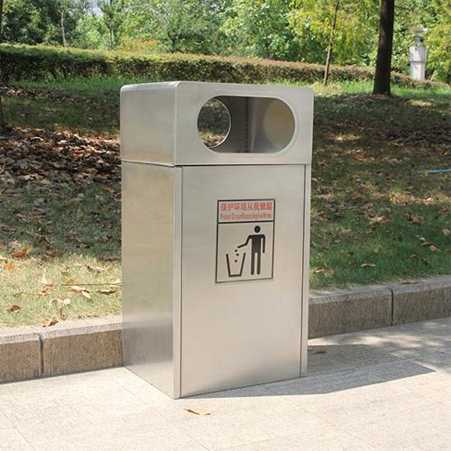 云南不锈钢垃圾桶