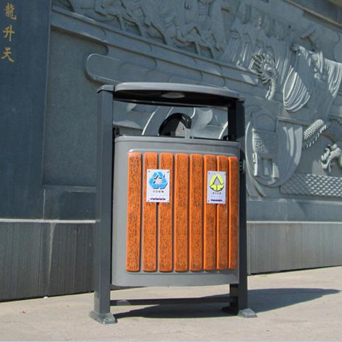 学校分类垃圾桶