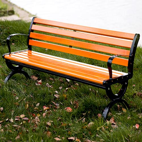 昆明防腐木公园椅