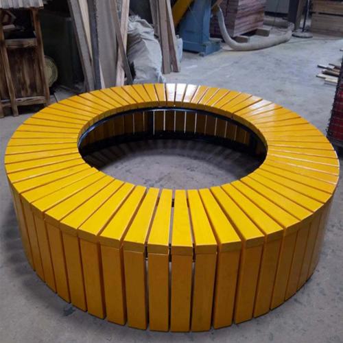 贵州防腐木围椅