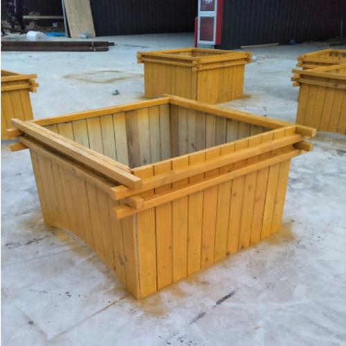 贵州木条花箱