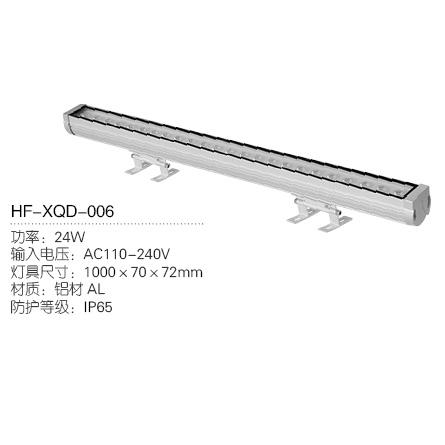 成都LED铝材线条灯