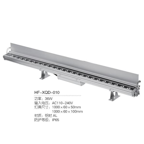 成都LED铝材线条灯价格