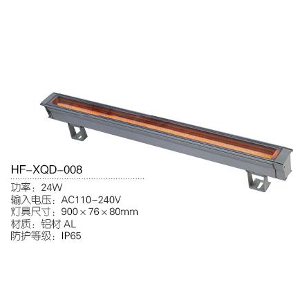 四川LED铝材线条灯