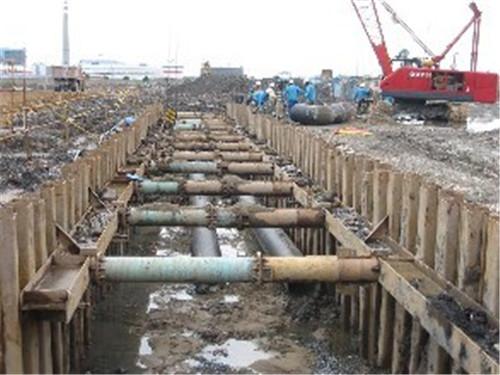 武汉钢板桩施工